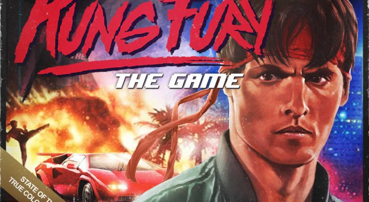 kung fury game android ios