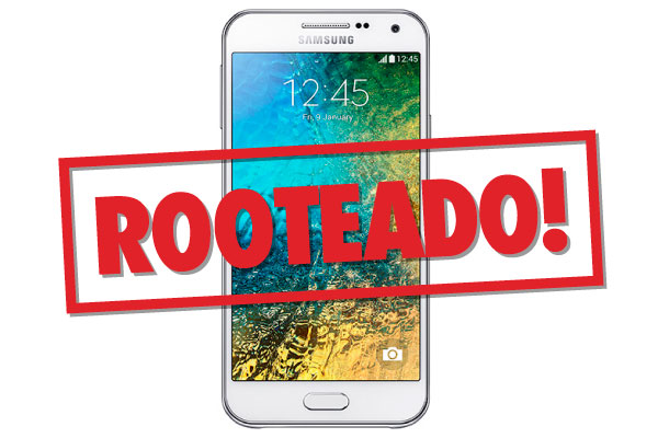 root no samsung galaxy e5