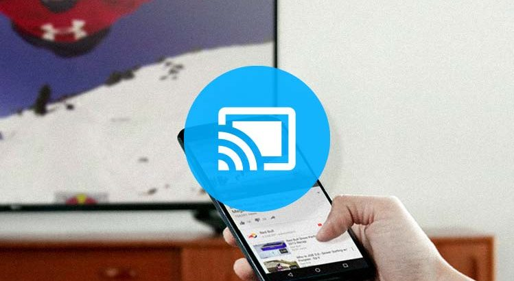 como transmitir videos do android para a tv