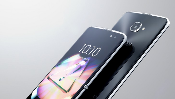 alcatel idol 4 perfil