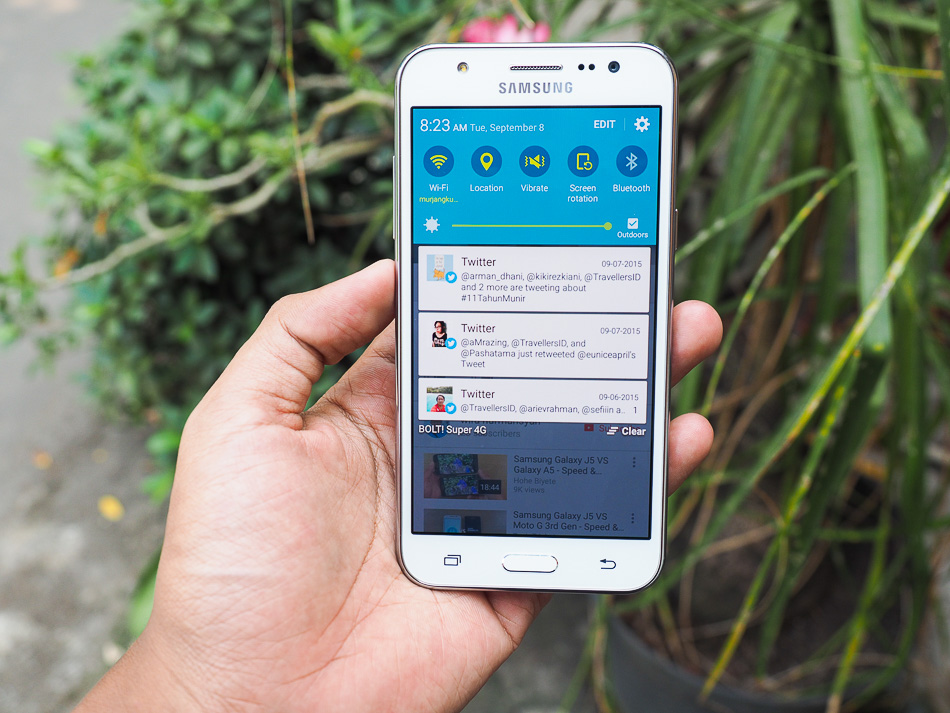 Como solucionar problemas no Wifi do Galaxy J5 - Mobizoo