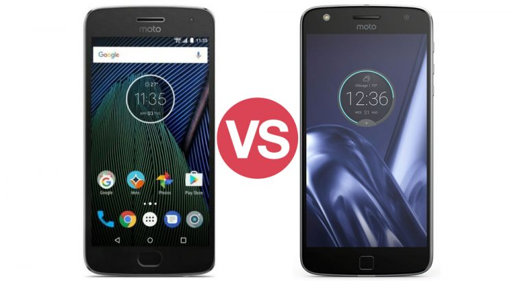 moto g5 plus ou moto z play