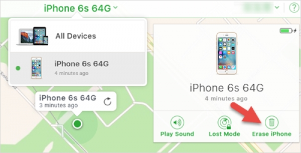 Find My iPhone da Apple