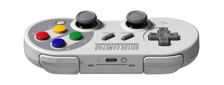 Gamepad wireless 8BITDO SN30 Pro - Mobizoo