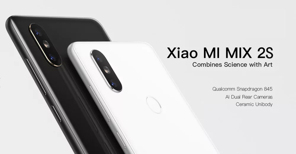 Xiaomi Mi Mix 2S: destaques