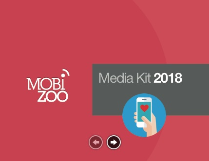 Mobizoo's Media Kit - 2018 version
