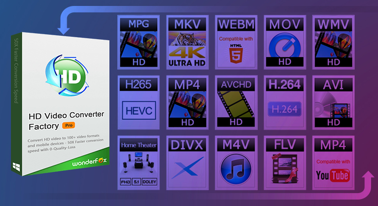 Wonderfox HD Video Converter Factory Pro - Review / Mobizoo
