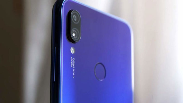 Redmi Note 7: câmeras
